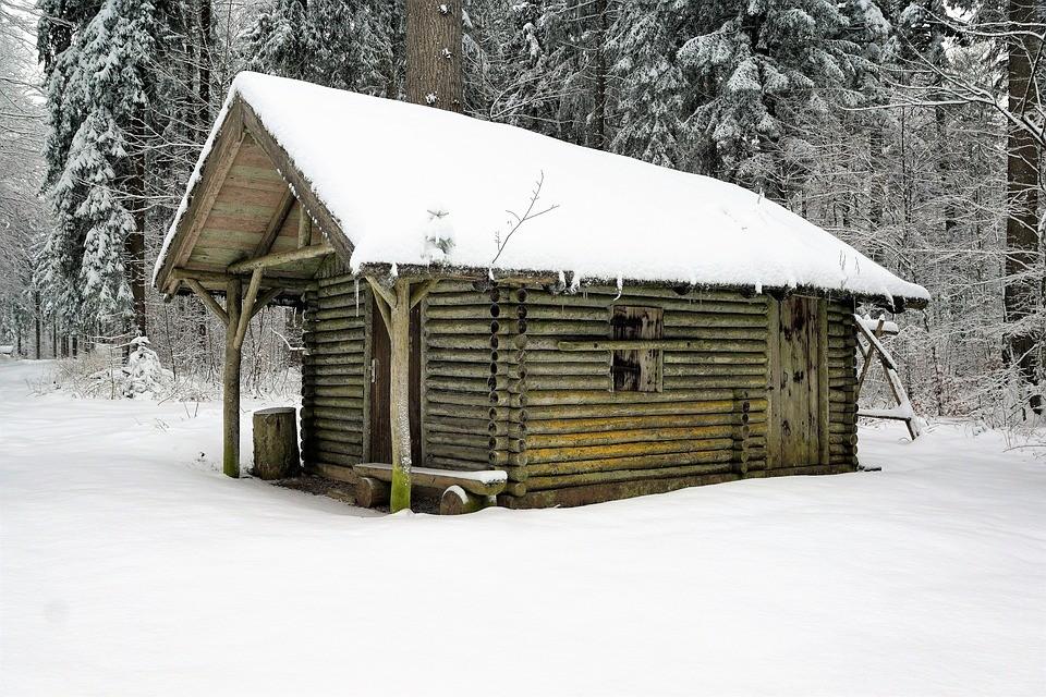 Chalet en bois habitable sans permis de construire